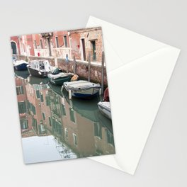 Venice Reflections Stationery Cards