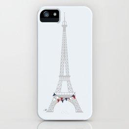 Party in Paris iPhone Case