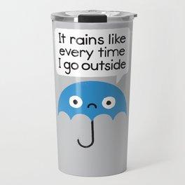 Umbrellativity Travel Mug
