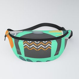 Ready for winter Fanny Pack