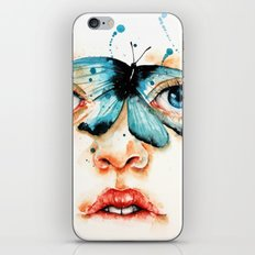 Nothin iPhone & iPod Skin
