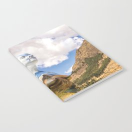 The Hills Are Alive! Notebook
