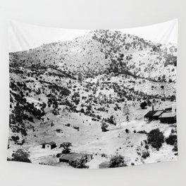 Santa Cruz County, Arizona. 1909 Wall Tapestry