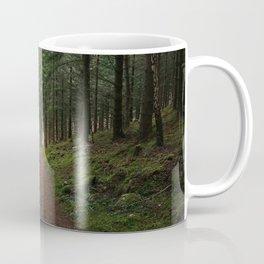 Take the fox's path - Scotland Coffee Mug