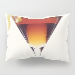 Cocktail with Twist Pillow Sham