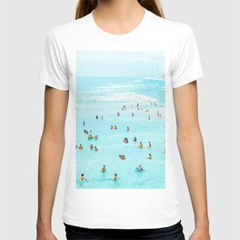 Hot Summer Day #painting #illustration T-shirt