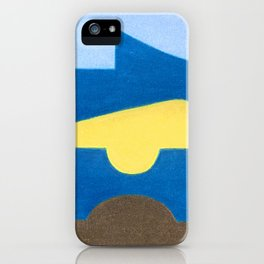 The Nose iPhone Case