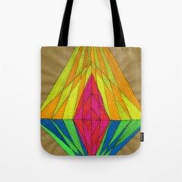 Diamond Light Tote Bag