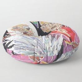 Ru Paul Floor Pillow