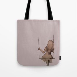 Swings Tote Bag