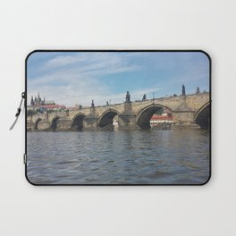 Charles Bridge Laptop Sleeve