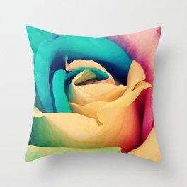 Rose#1 Throw Pillow