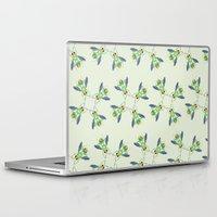 bug Laptop & iPad Skins featuring Bug by MinaSparklina