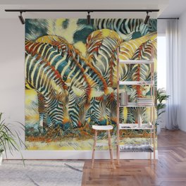 AnimalArt_Zebra_20170602_by_JAMColorsSpecial Wall Mural
