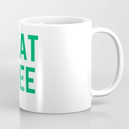MEAT FREE Coffee Mug