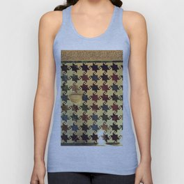 Mexuar at the Alhambra. Vintage Unisex Tank Top
