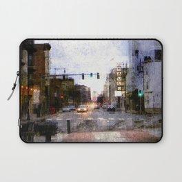 A Street in Cambridge Laptop Sleeve