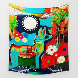 Mexican Love Wall Tapestry