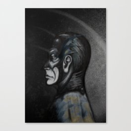 Bat Men Canvas Print