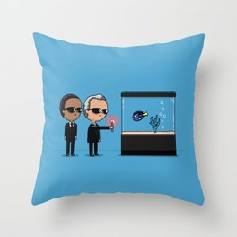 Remember to forget Throw Pillow
