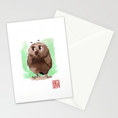 Petite Chouette Stationery Cards