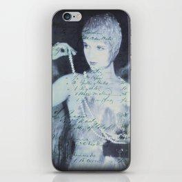 Ballad of the Showgirl iPhone Skin