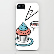 Friends Go Better Together 5/7 - Cupcake and Icing Slim Case iPhone (5, 5s)