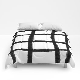 Wobble Grid Comforters