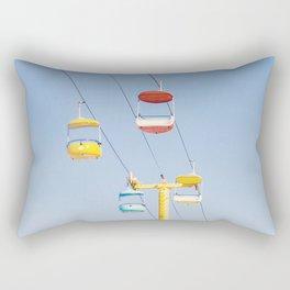 Sky Ride Rectangular Pillow