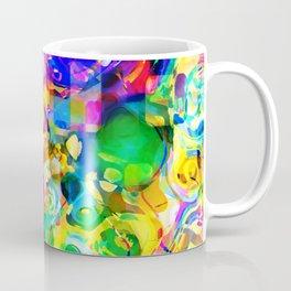 Psychedelic Abstract Coffee Mug