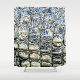 PREHISTORIC PATTERN Shower Curtain