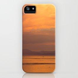 Golden Summer iPhone Case