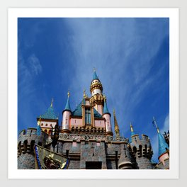 The Castle Photography Art Print