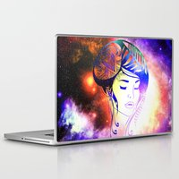 iris Laptop & iPad Skins featuring Iris  by haroulita