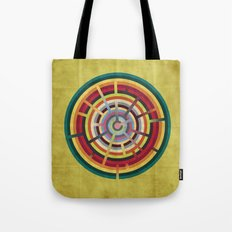 Lost in color Tote Bag