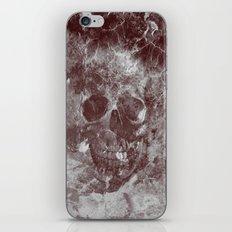 SKULL#03 iPhone & iPod Skin