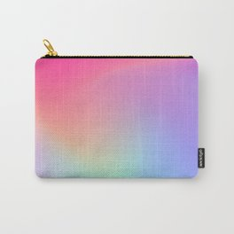 Vivid Gradient Carry-All Pouch