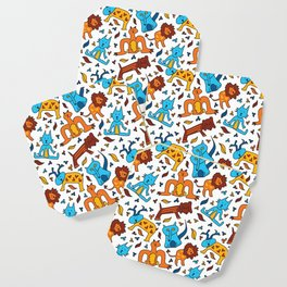 Crazy Animals Coaster