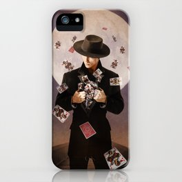 The Collector - Don Juan iPhone Case