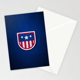 Club Scouts - USA Stationery Cards