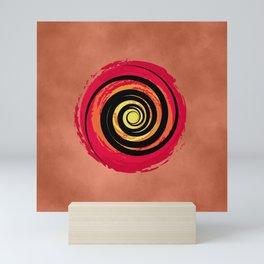 Ethnic pattern Mini Art Print