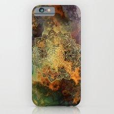 Flower Of Life Batik Slim Case iPhone 6s