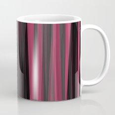 Pink and black Streaks Mug