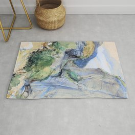 The Via Mala - John Frederick Lewis Rug
