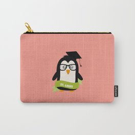 Penguin nerd from St. Louis T-Shirt for all Ages Carry-All Pouch