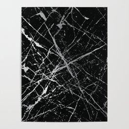 Silver Splatter 090 Poster