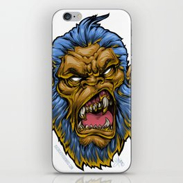 MeanMuggin Denominator iPhone Skin