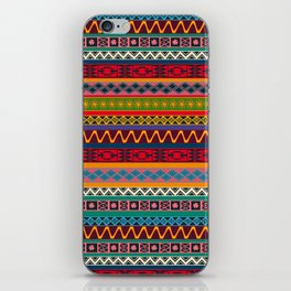 African pattern No4 iPhone Skin