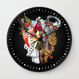 Seraphim Wall Clock