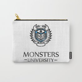 sully and mike's alma mater Carry-All Pouch